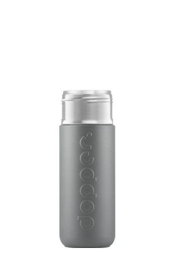 Glacier Grey bottle body 580 ml Dopper Insulated