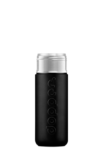 Blazing Black bottle body 580 ml Dopper Insulated