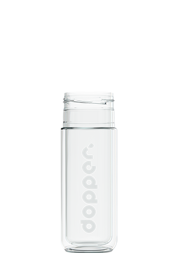 Dopper Glass Insulated 450 ml bottle body