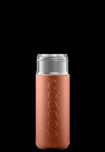 Terracotta Tide 580 ml bottle body Dopper Insulated