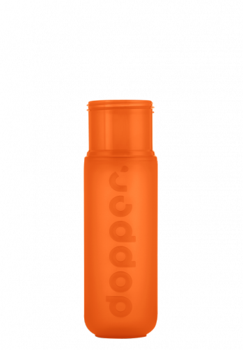 Dopper Original - Outright Orange Bottle