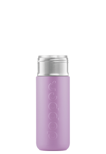 Throwback Lilac bottle body 580 ml Dopper Insulated