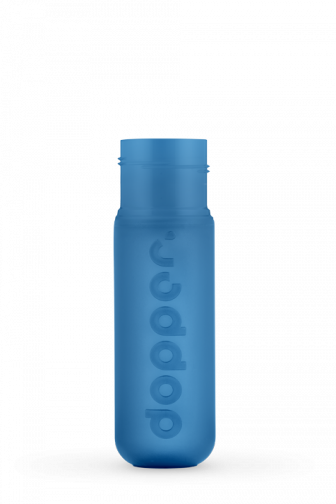 Dopper Original - Cool Blue Bottle (New)