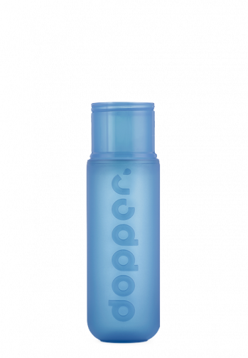 Dopper original pacific blue bottle new