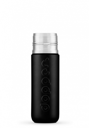 Dopper Insulated (350 ml) - Blazing Black Bottle