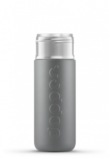 Dopper insulated grey bottle 580 ml