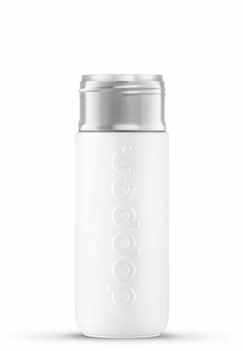 Dopper Insulated (580 ml) - Wavy White Bottle
