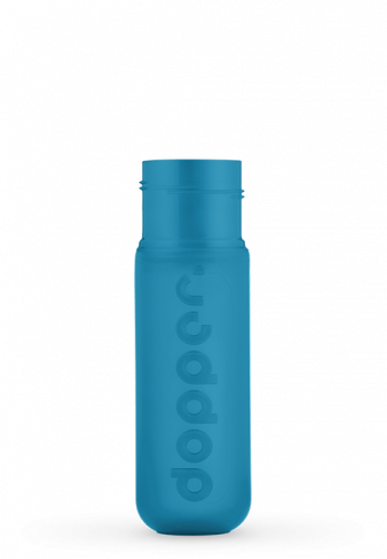 Dopper original sea green bottle new