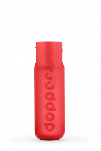 Dopper simply red bottle body