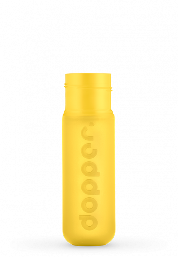 Dopper original yellow bottle new