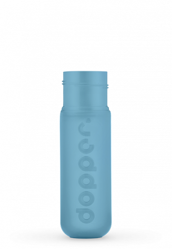 Dopper original blue lagoon bottle new