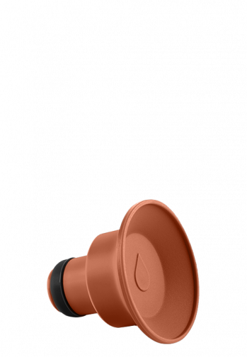 Dopper Insulated (350 ml) - Terracotta Tide Cap